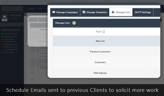 Email Campaign & Autoresponder