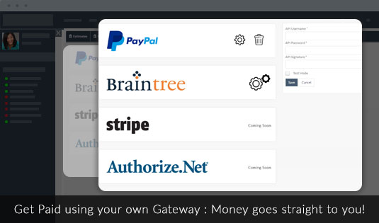 Recurring Invoices Payment Gateways