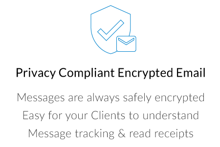 Privacy Compliant Encrypted Email